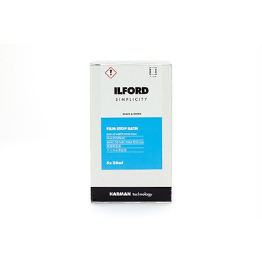 ILFORD SIMPLICITY STOP (ILFOSTOP) CAJA DE 12 SOBRES -78924