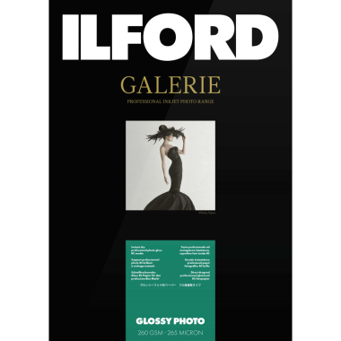 Imagen ILFORD GALERIE GLOSS (IGPGP) 13X18 100H 260G
