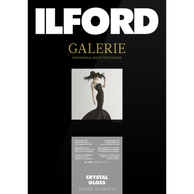 ILFORD GALERIE CRYSTAL GLOSS 290G A3+ 25H